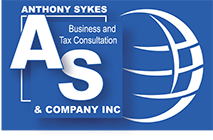 Anthony Sykes and Co. Accounting Logo